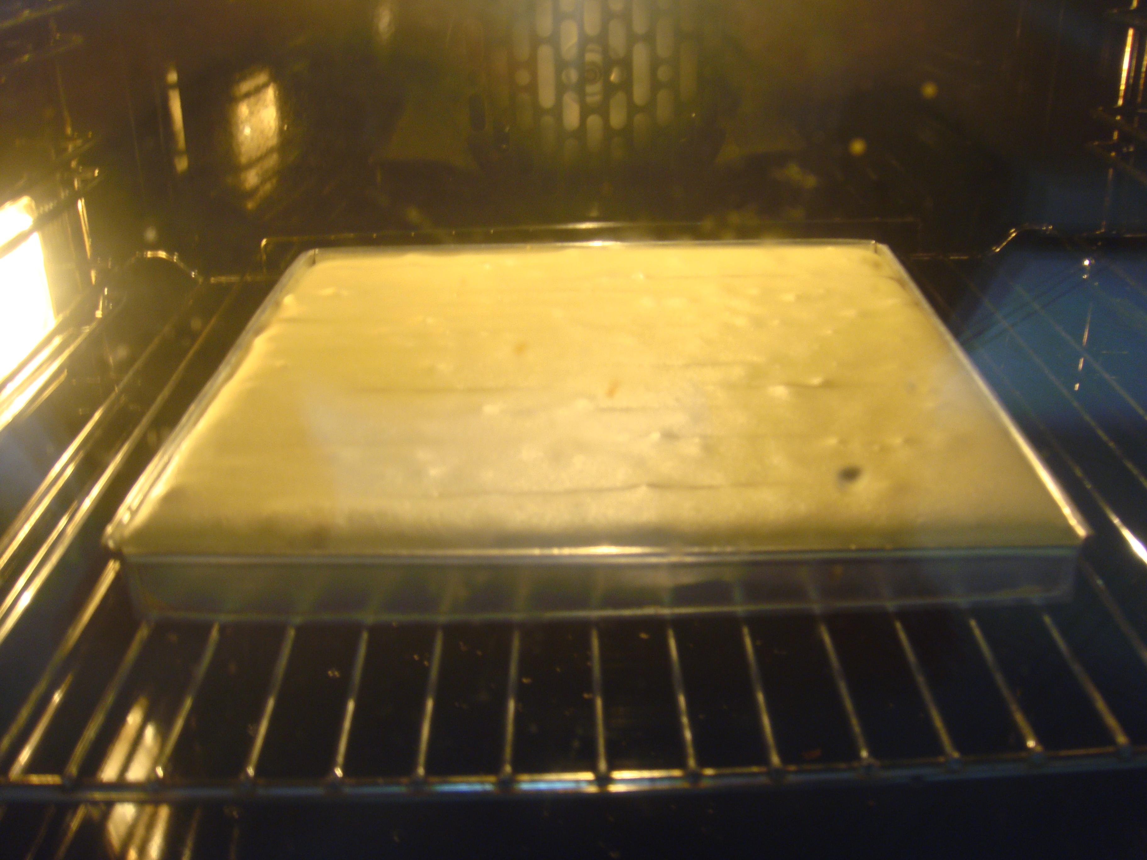 Kek Tapak Kuda Nutella Nutella Horse Shoe Cake Baking